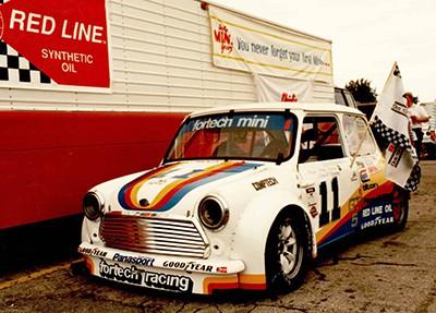 The Fortech Mini, circa 1989