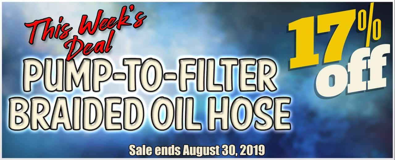 Offer ends August 30th!