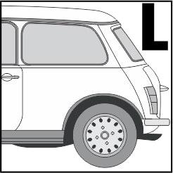 Rear Left