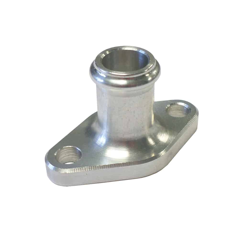Heater Water Outlet, 5/8'', Alloy