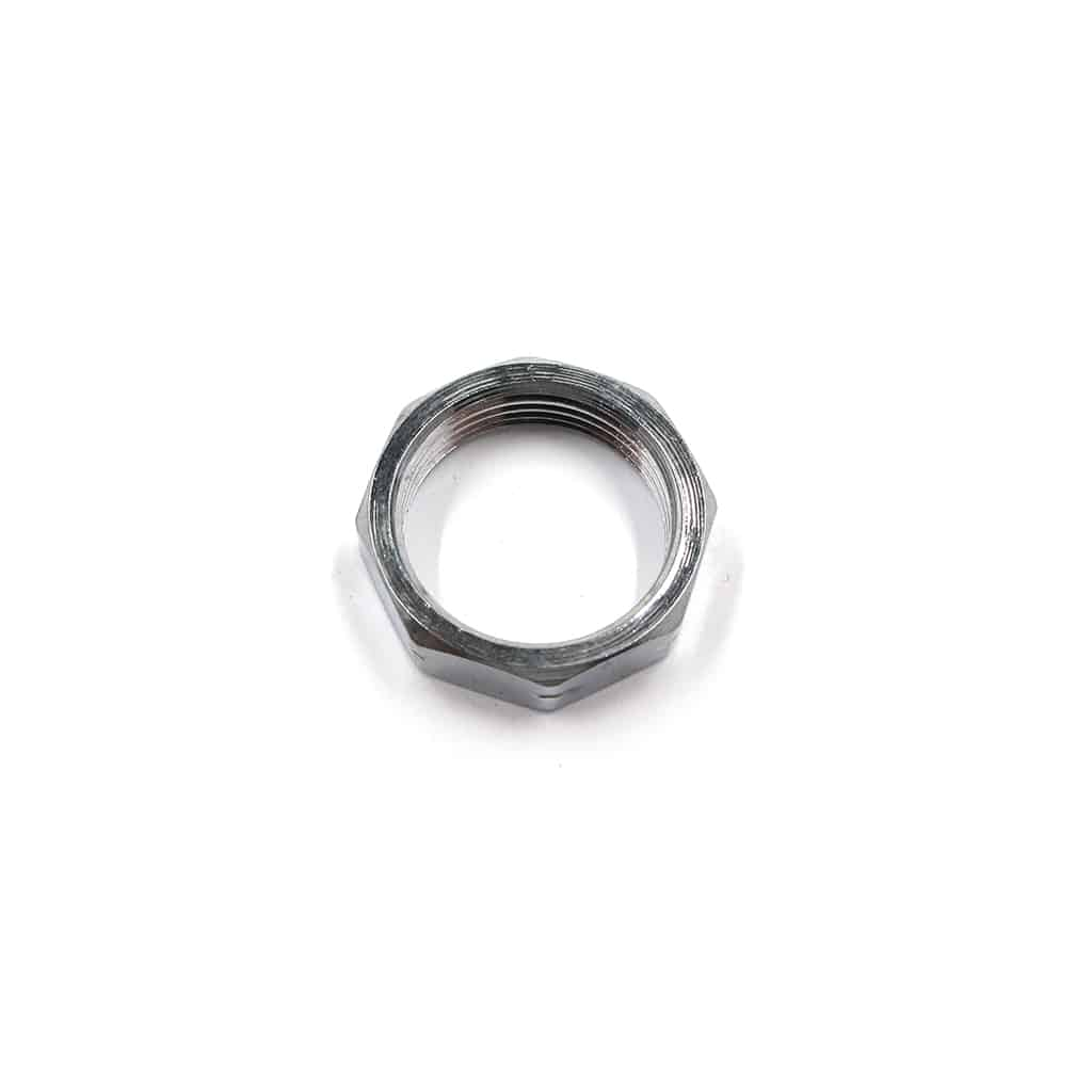 Wiper Wheelbox Nut, 6 sides