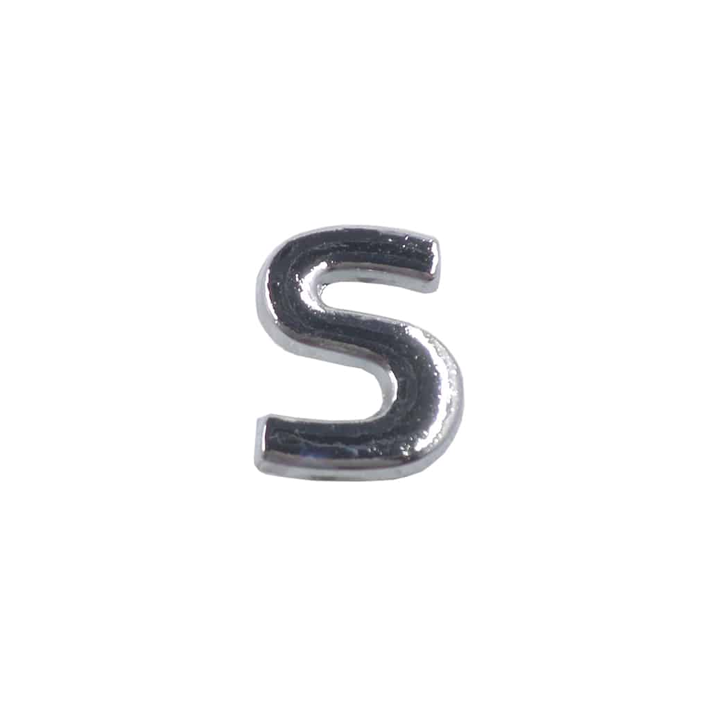 Bonnet Badge, Small ''S''