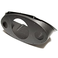 Instrument Housing, Deluxe/Cooper models