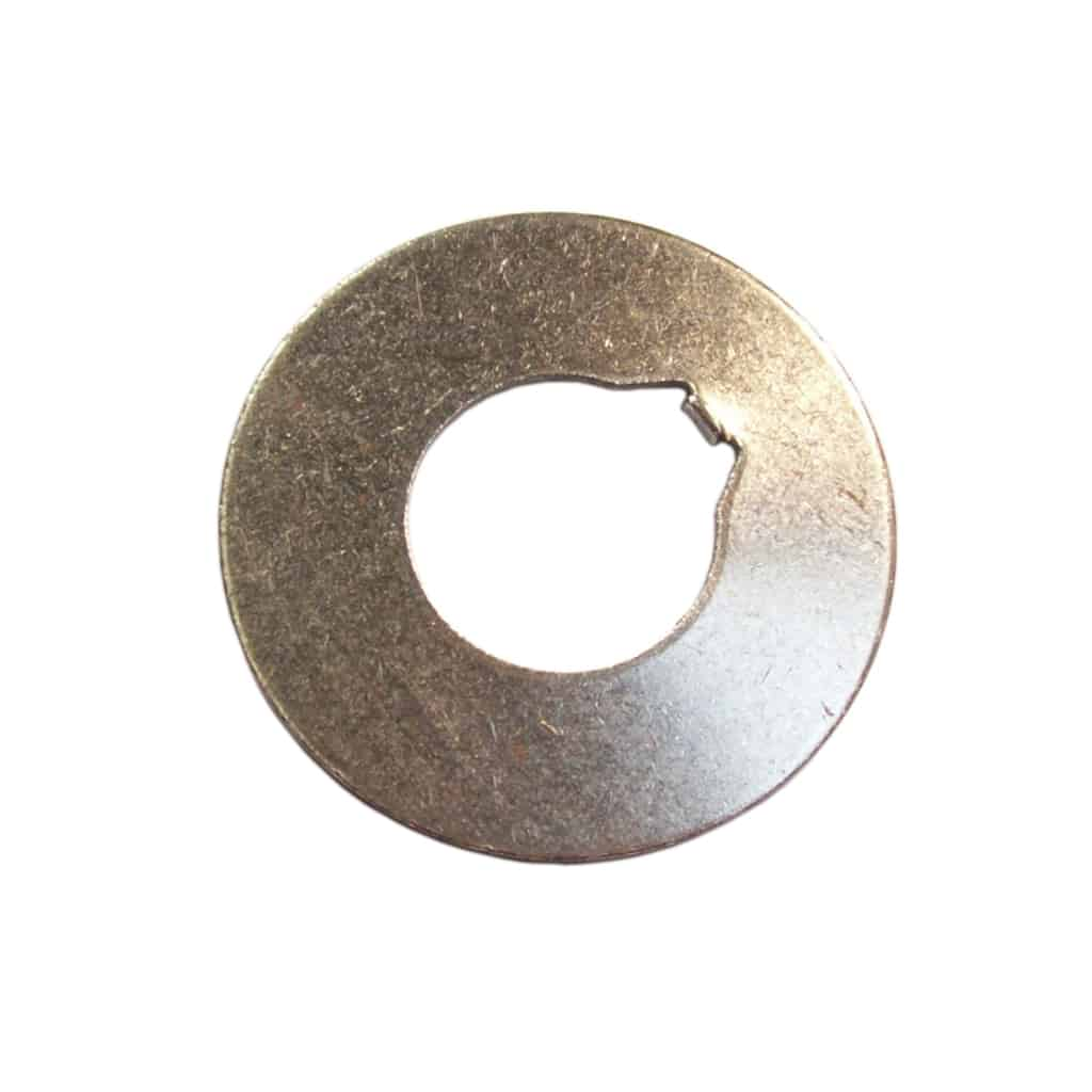 Camshaft Gear Locktab