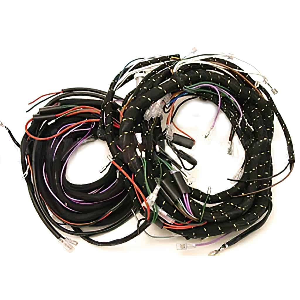 Wiring Harness, 1967-68 Mk2 Cooper S with Alternator