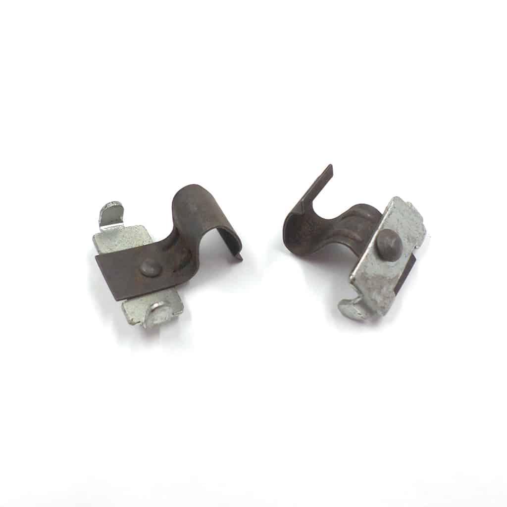 MGB/Midget Headlamp Rim Clip Set