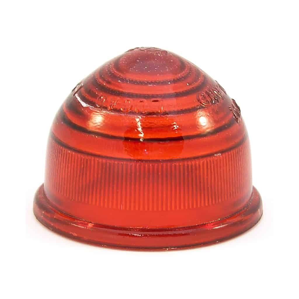 Lens, Front Indicator, Beehive, Amber (54581651)