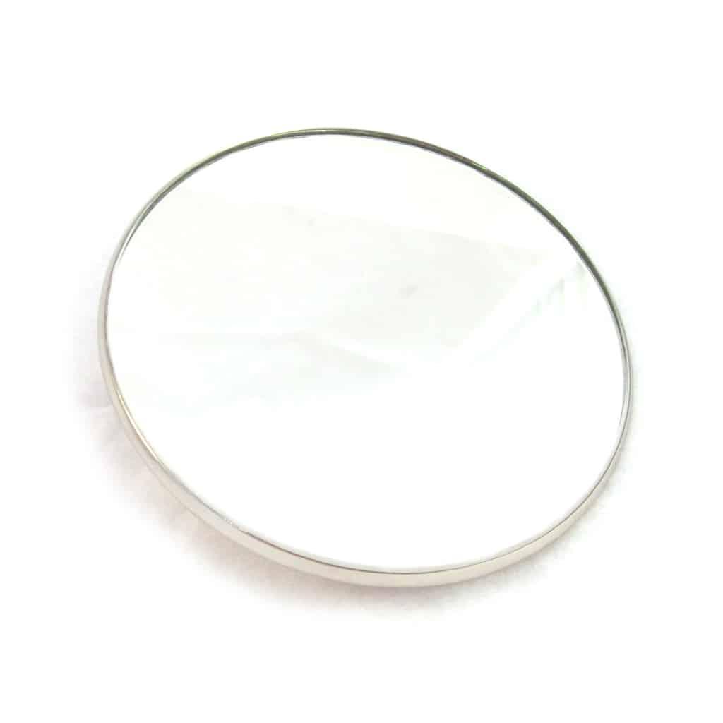Mirror Head, UK Moke, Chrome