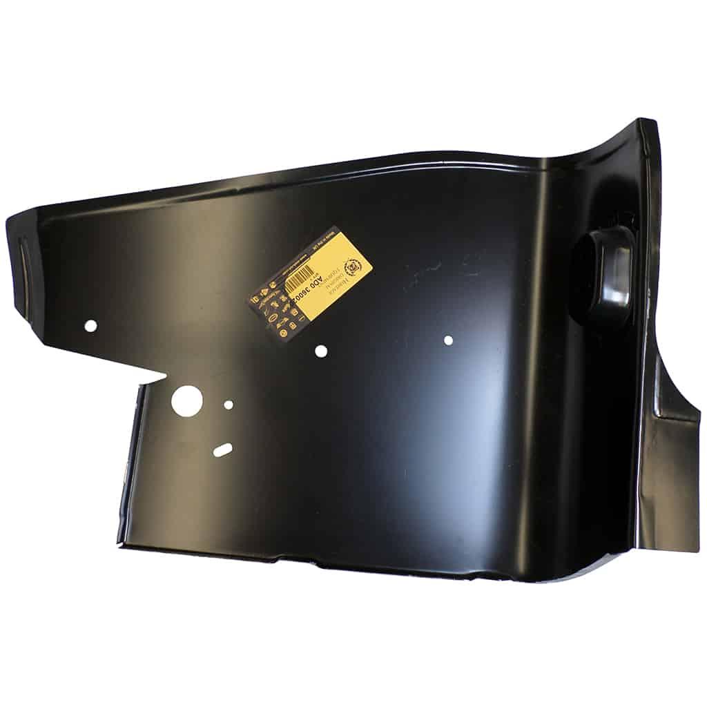 Companion Box, Rear Seat, 1990-2000