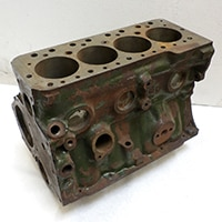 Cooper S Block AEG312, Used