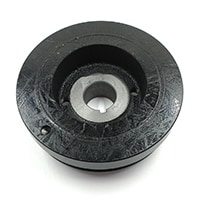 Crank Vibration Damper, One Piece, Reproduction