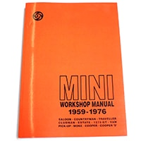 Factory Workshop Manual 1959-1976