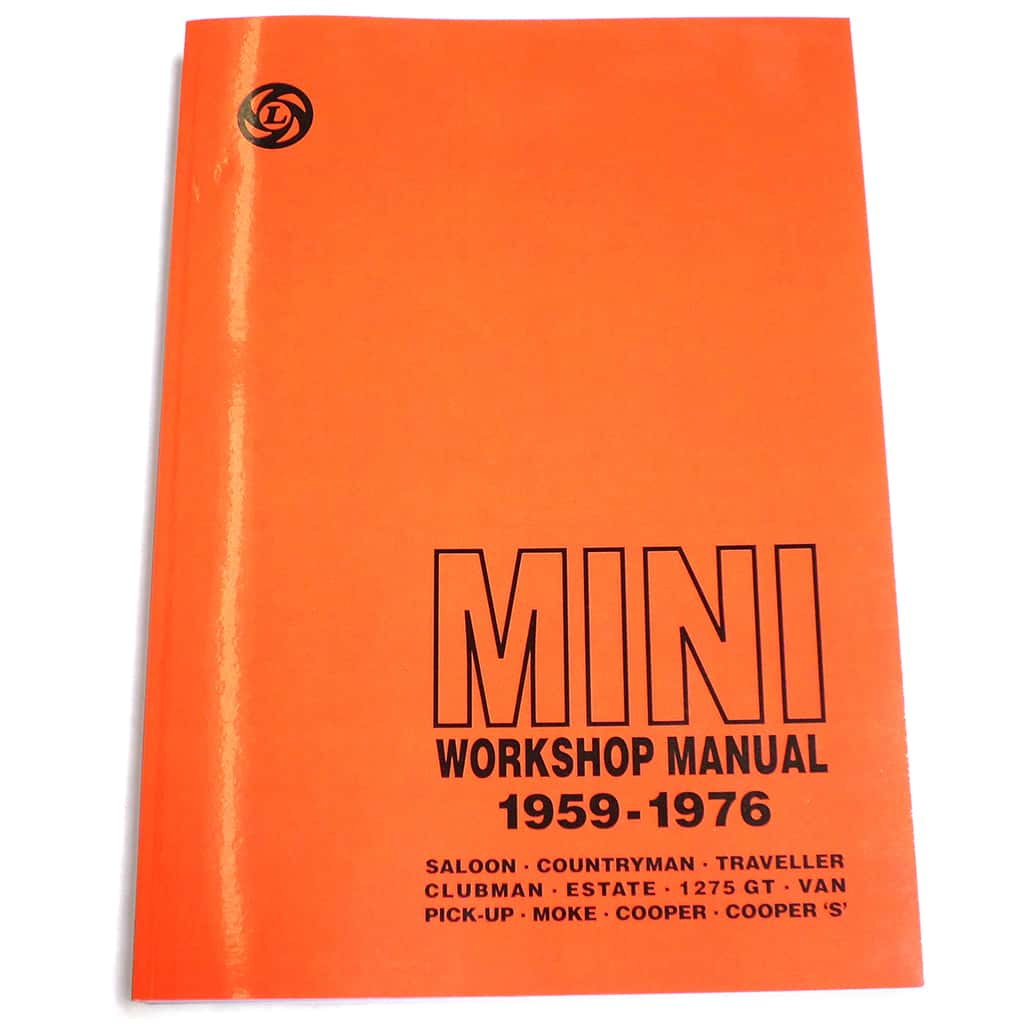 Factory Workshop Manual 1959-1976
