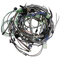 Wiring Harness, 1989-on