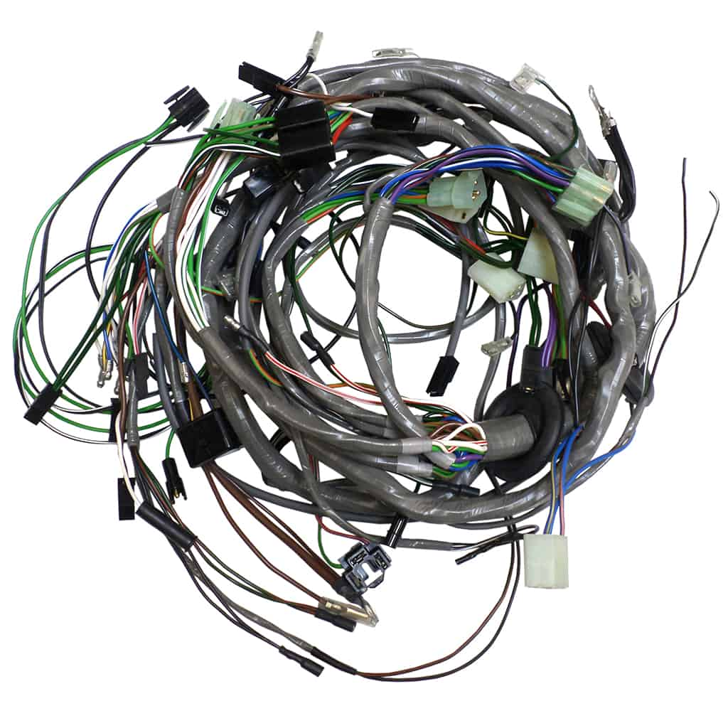 Wiring Harness, 1972-75, Pickup & Van