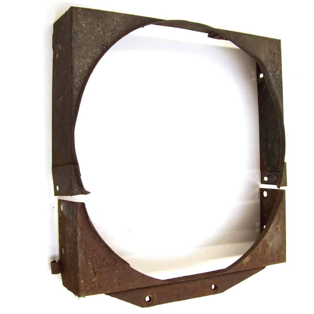 Radiator Housing, Two-piece, non-Cooper, Used