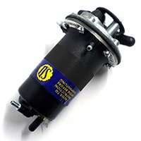 Fuel Pump, Solid State Electric, Negative Ground