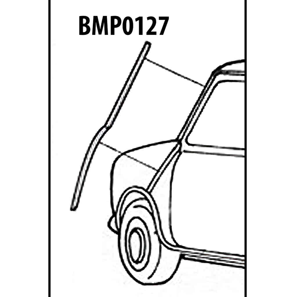 BMP0127 - Placement diagram