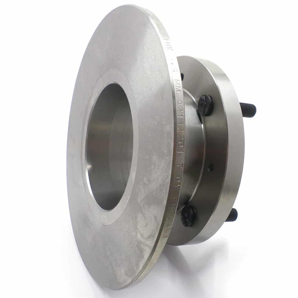 Brake Rotor, 7'', 997-998 Cooper
