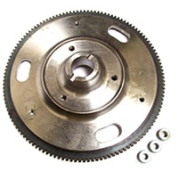 Flywheel, Lightweight, Road, pre-Engaged Starter