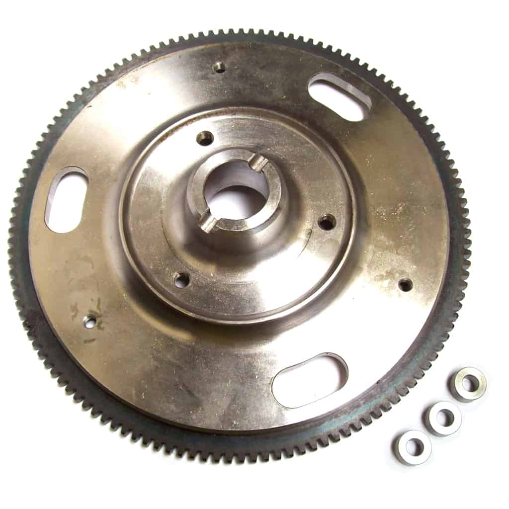 Flywheel, Lightweight, Road, pre-Engaged Starter