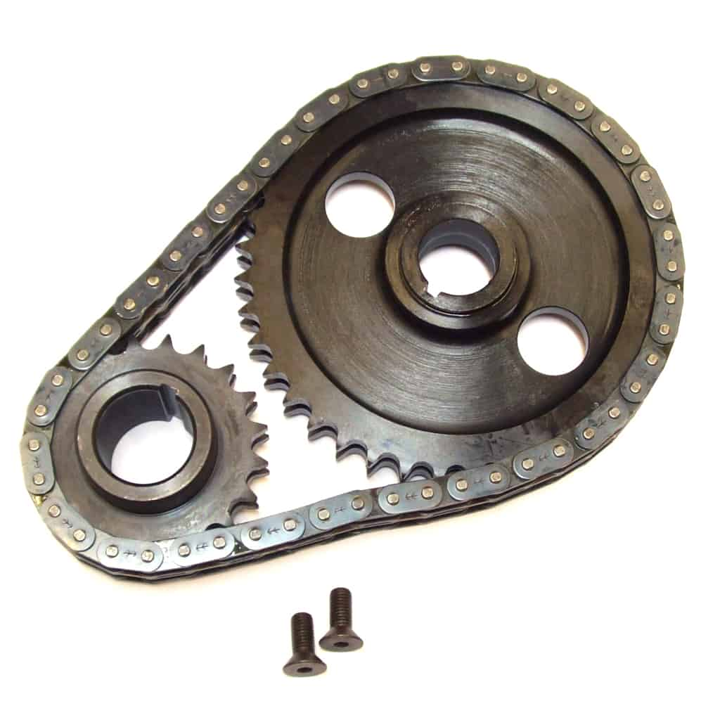Timing Gear Set, Duplex, Steel