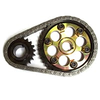 Duplex Timing Set, Lightweight Adjustable