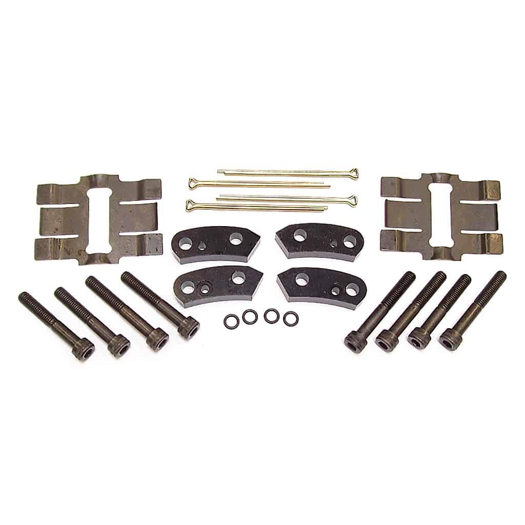 Four Pot Caliper Spacer Kit