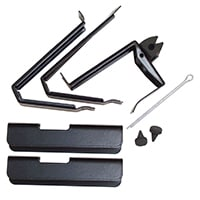 Boot Board Bracket Kit, 9 Gal tank
