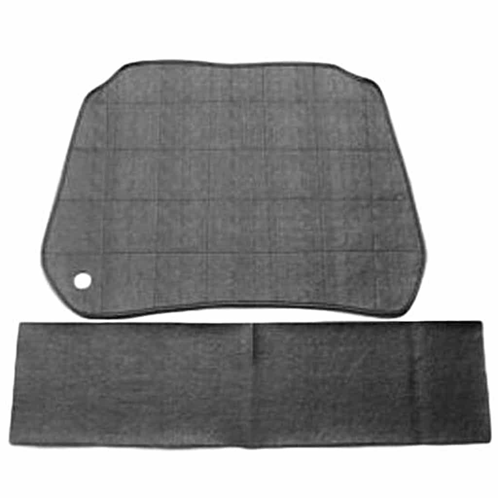 Soundproofing Kit, under bonnet, Mk3
