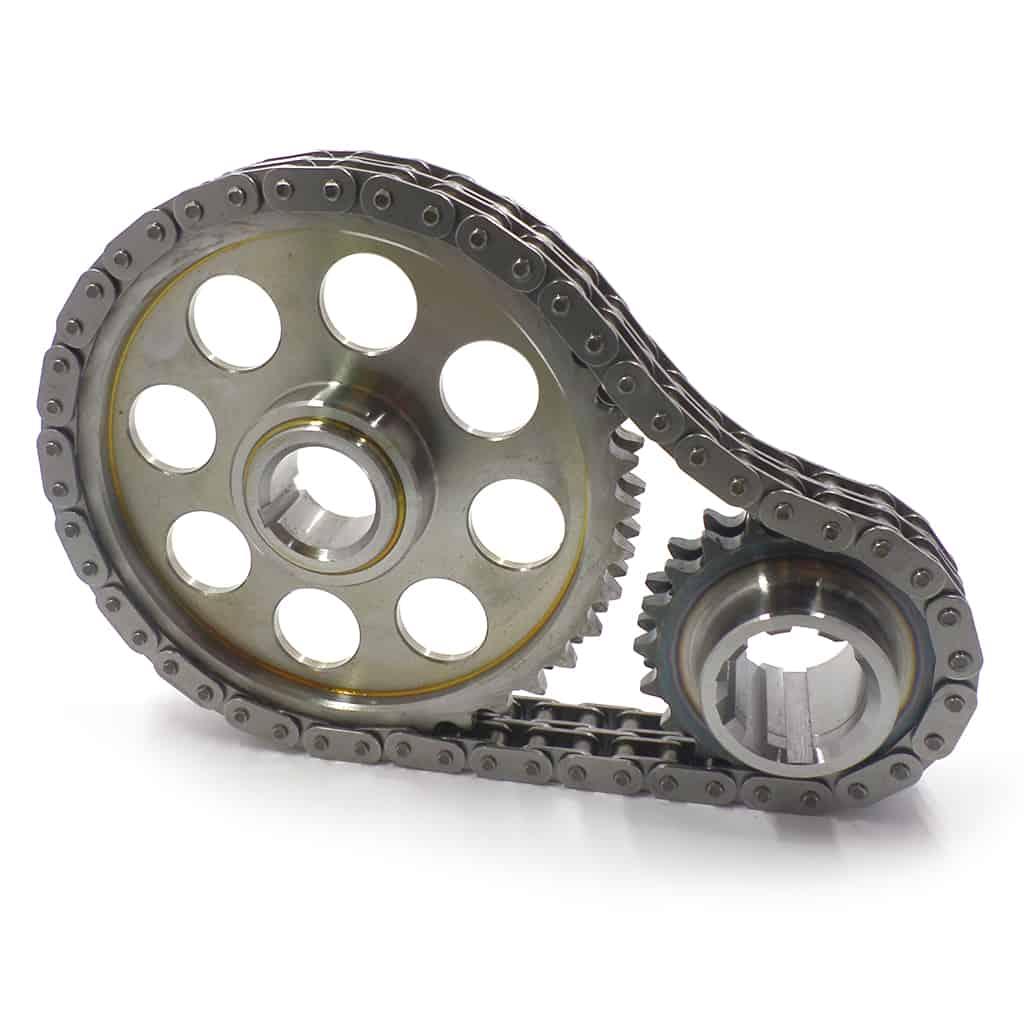 Adjustable Steel Duplex Timing Set