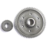 Final Drive Gear Set, 2.76, Used
