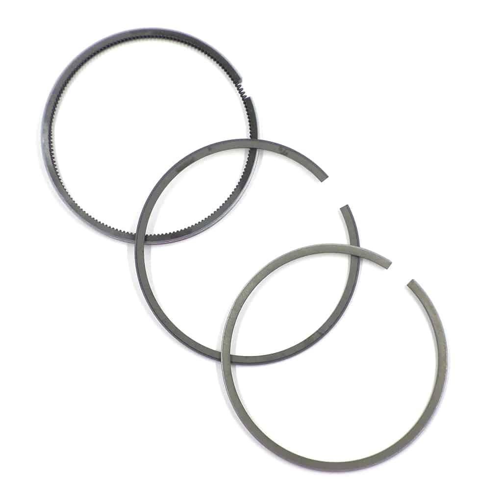 Piston Ring Set, for one 20950E 998 Piston