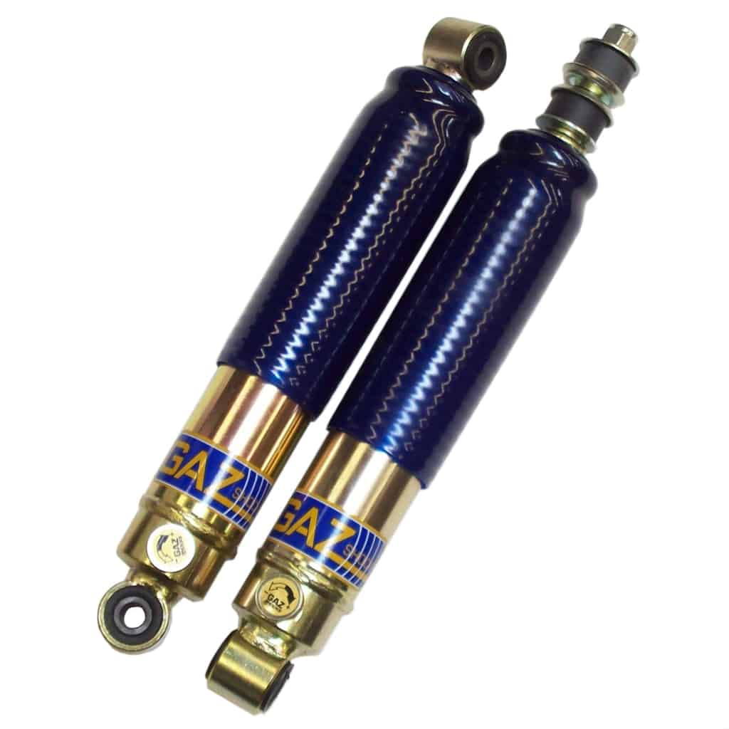 Shock Absorber, Adjustable, Standard, GAZ