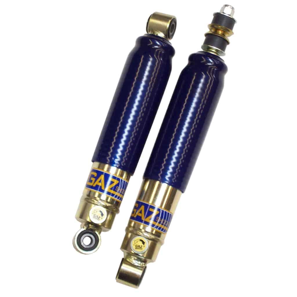 Shock Absorber, Adjustable, Lowered, GAZ