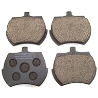 Brake Pads, 8.4'' Rotor, Mintex, Street-use