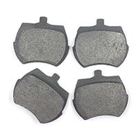 Brake Pad Set, 8.4 Rotor