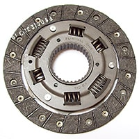 Clutch Disc, Verto, Borg & Beck, 180mm