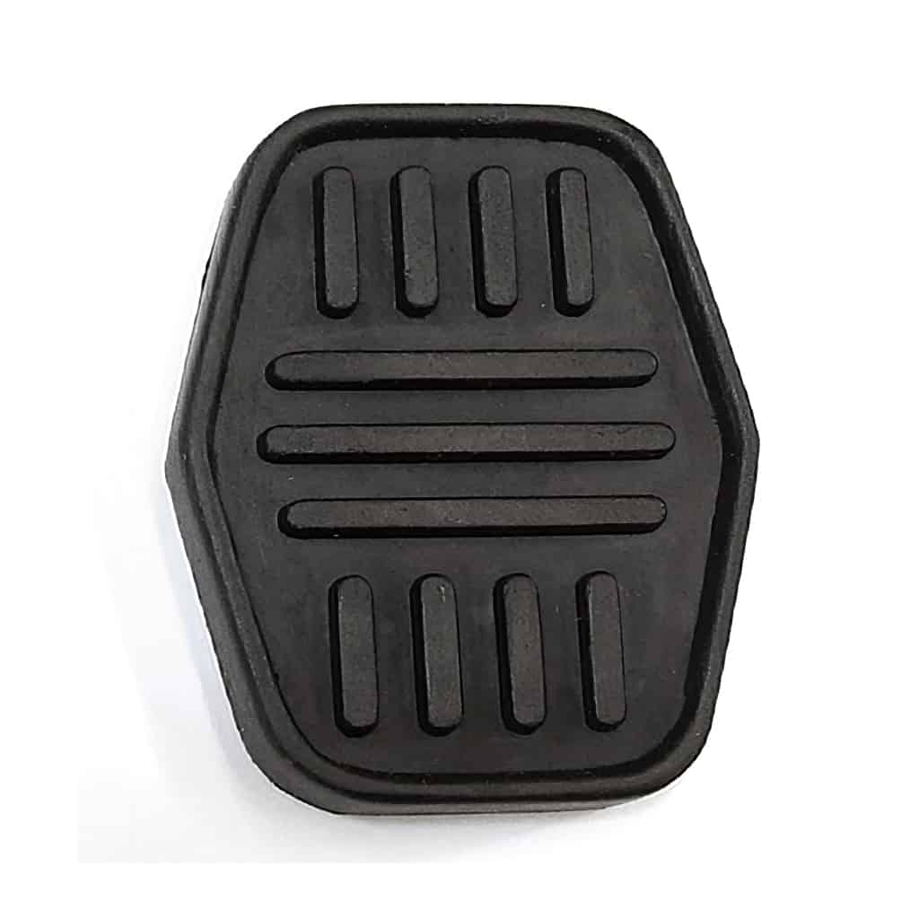 Pedal Pad, Brake and Clutch, 1976-1990