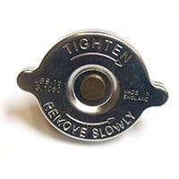 Radiator Cap, 15lb, 1992-1996