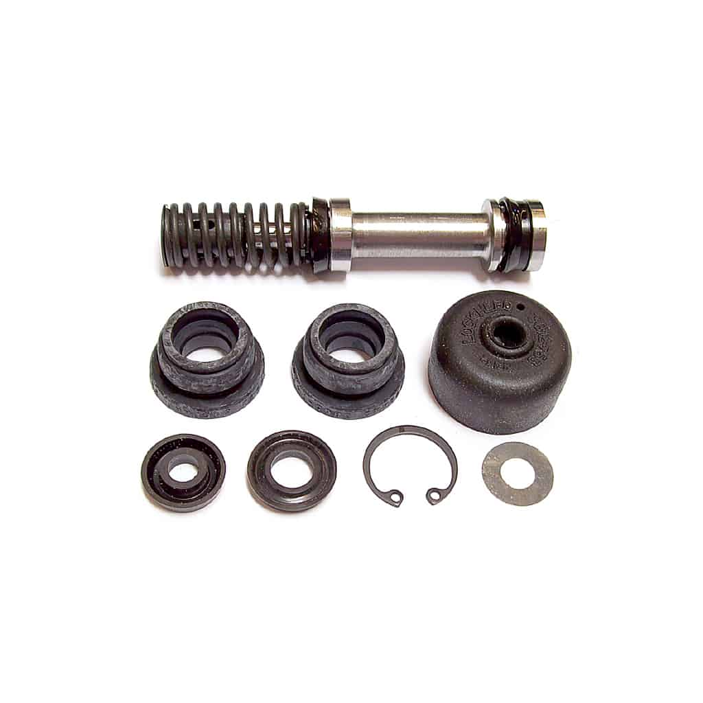 Brake Master Cylinder Rebuild Kit, Tandem, Stepped bore