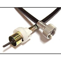 Speedometer Cable, clip-on, Left Hand Drive, 1990-1998