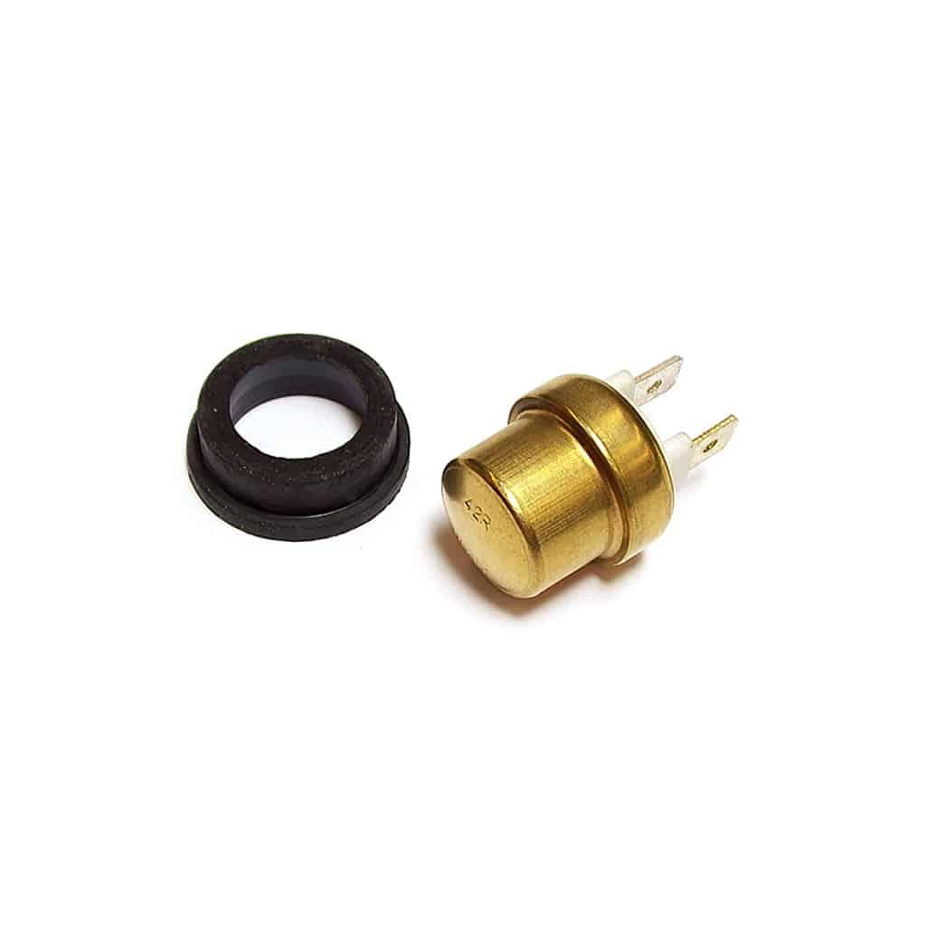 Radiator Fan Switch, Push-In, SPi