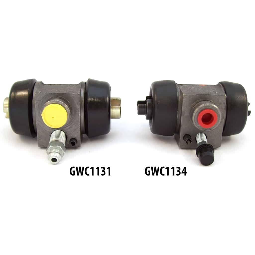 GWC1131 compared with GWC1134