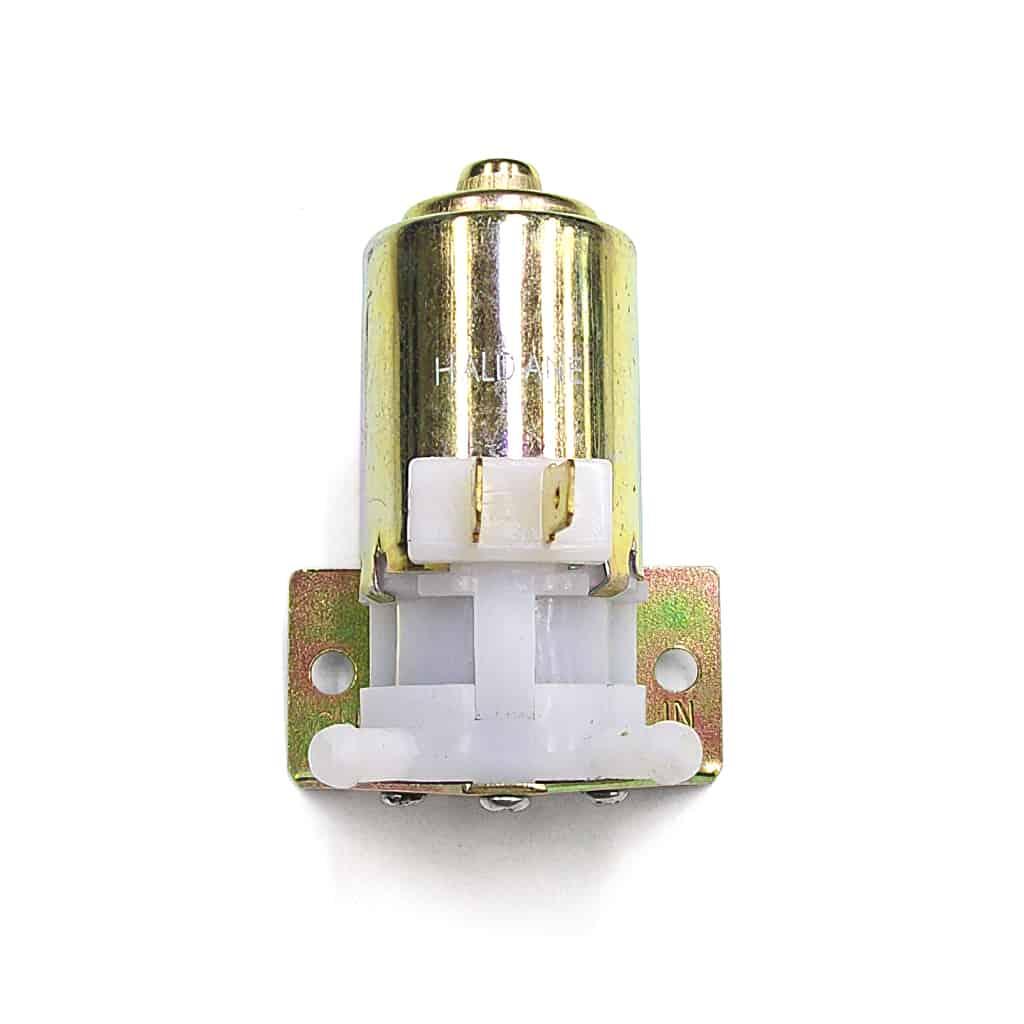 Washer Pump, Electric (GWW0125)