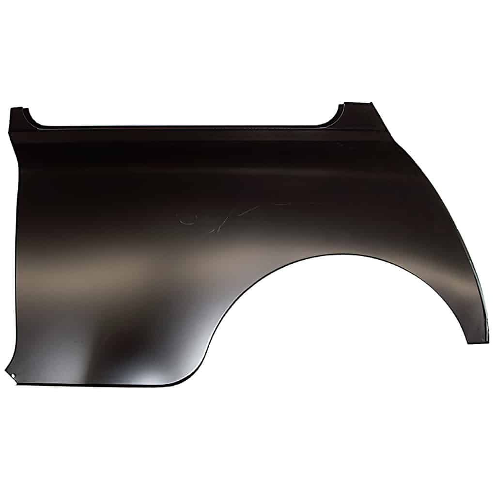 Lower Quarter Panel, Mk3-on, Heritage, Left-hand