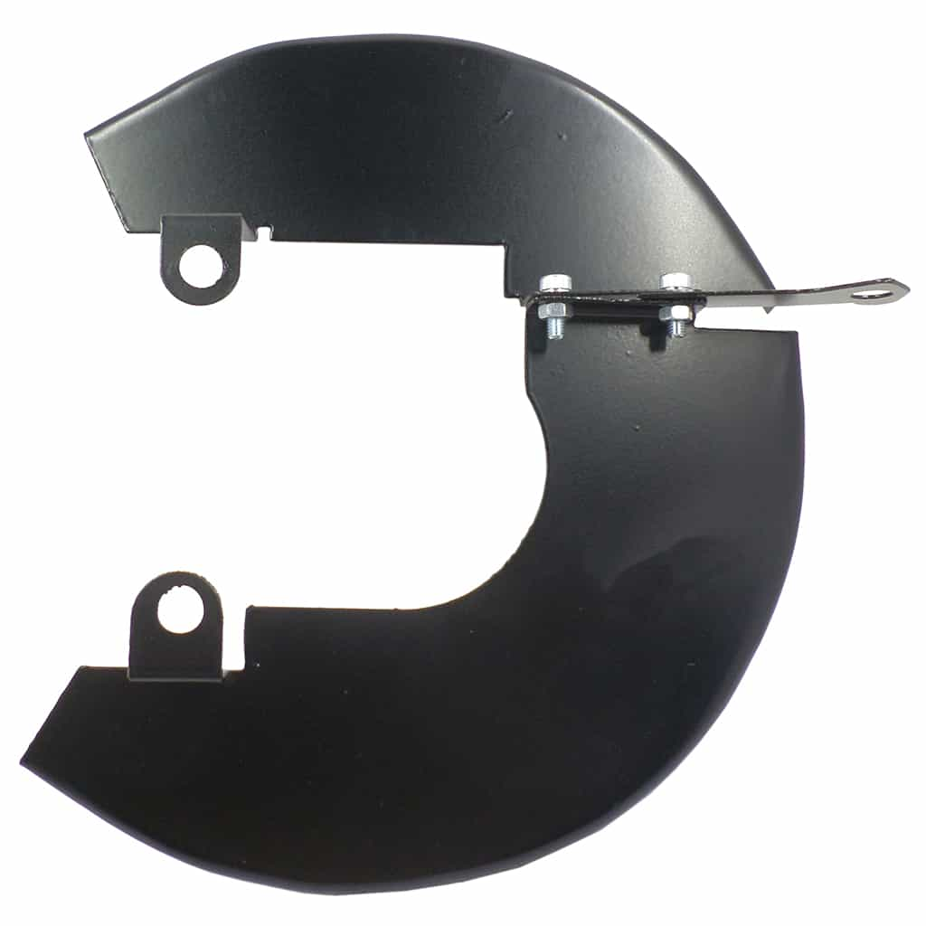 Disc Brake Dust Shields, 8.4'' disc, Right Hand