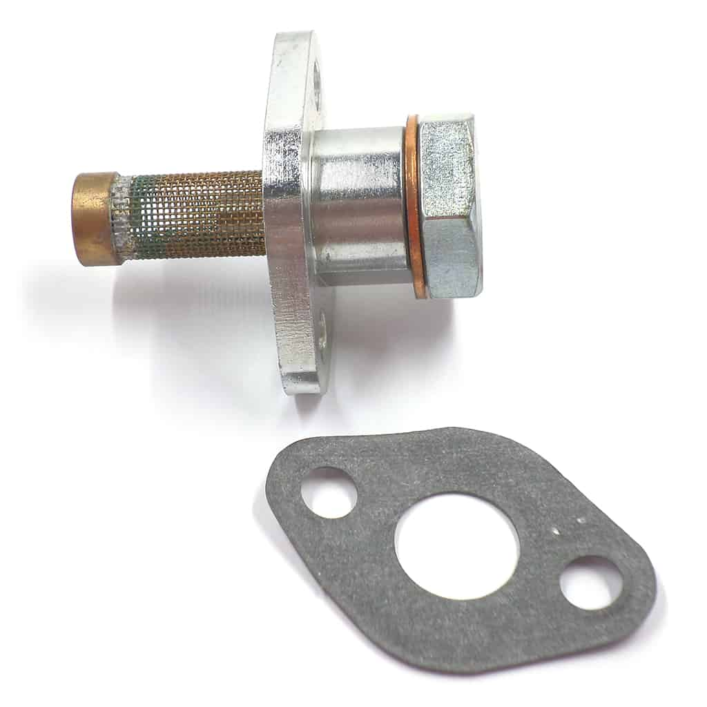 Gearbox Magnetic Oil Trap