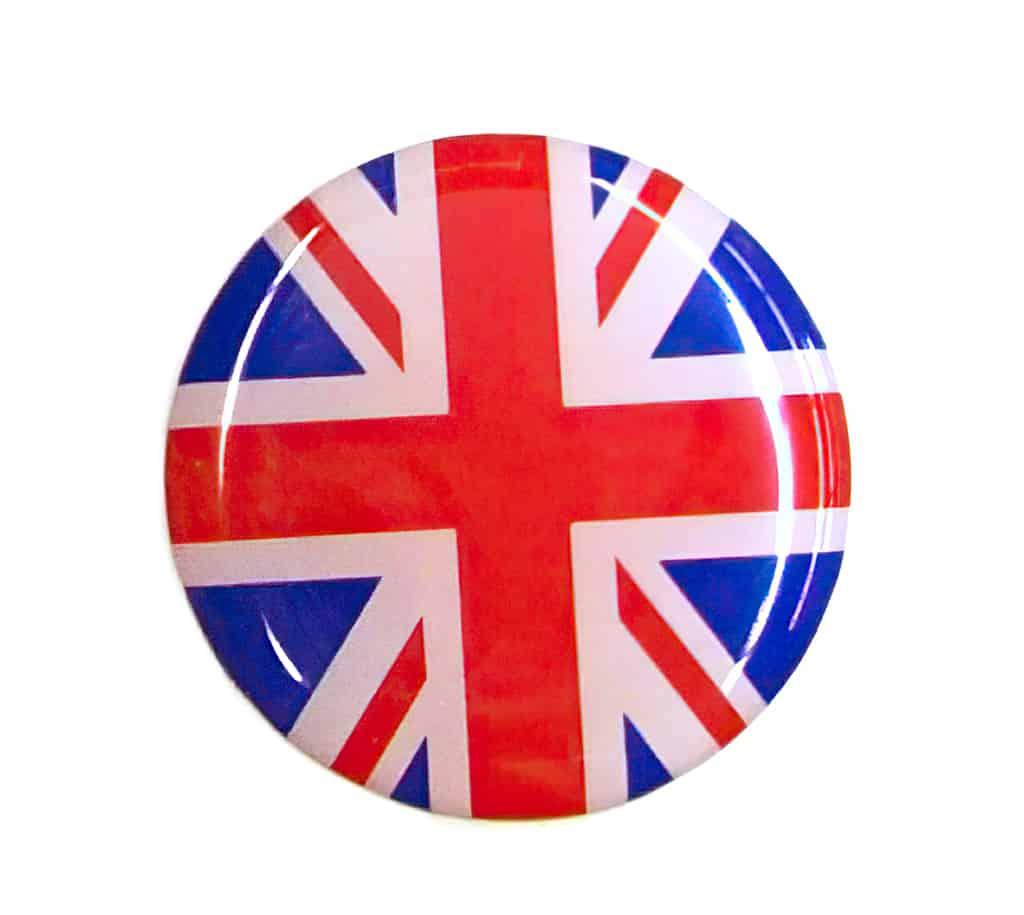 MSA2004 ''Union Jack'' badge