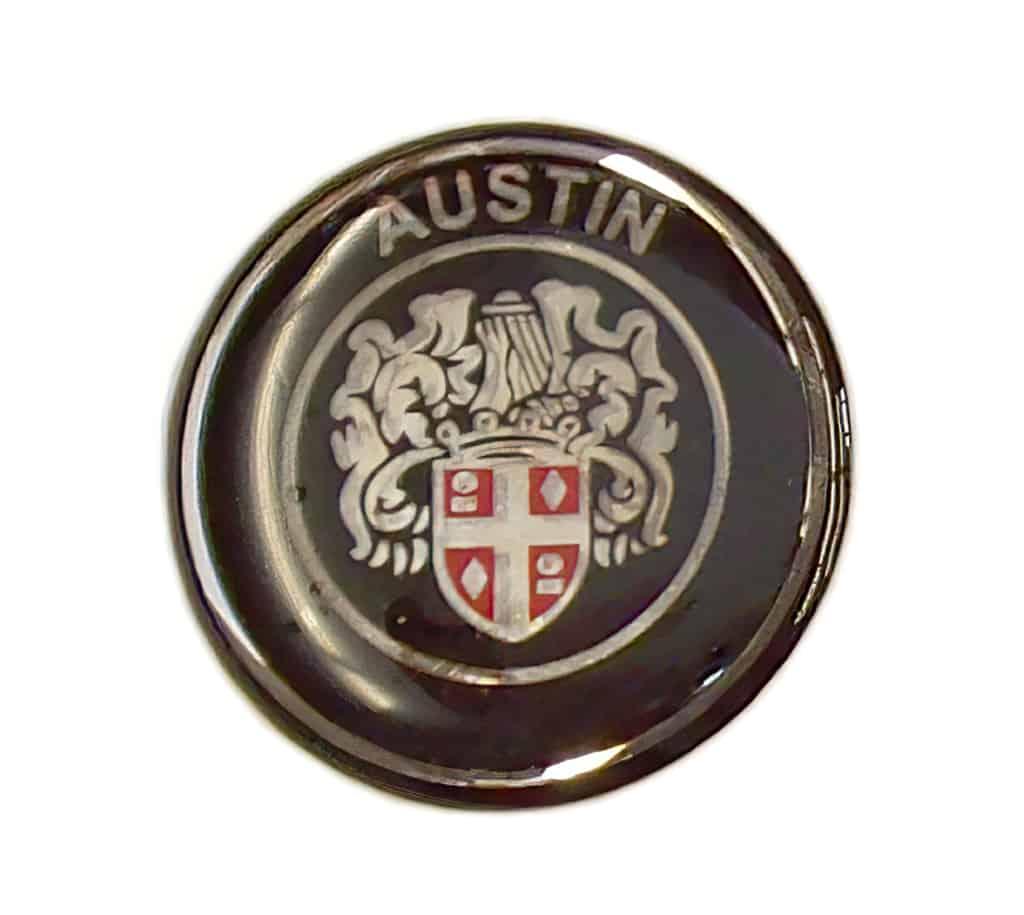 MSA2005 Austin badge